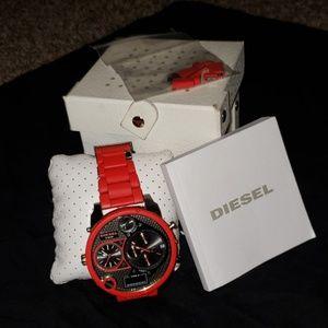 Diesel Mr. Daddy watch
